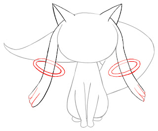 How To Draw Kyubey Step 6