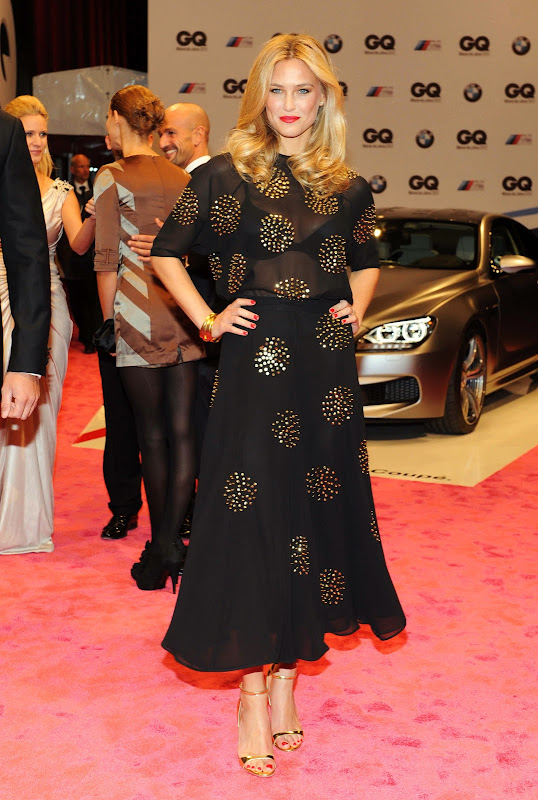 Bar Rafaeli at 2012 GQ Men of the Year Award