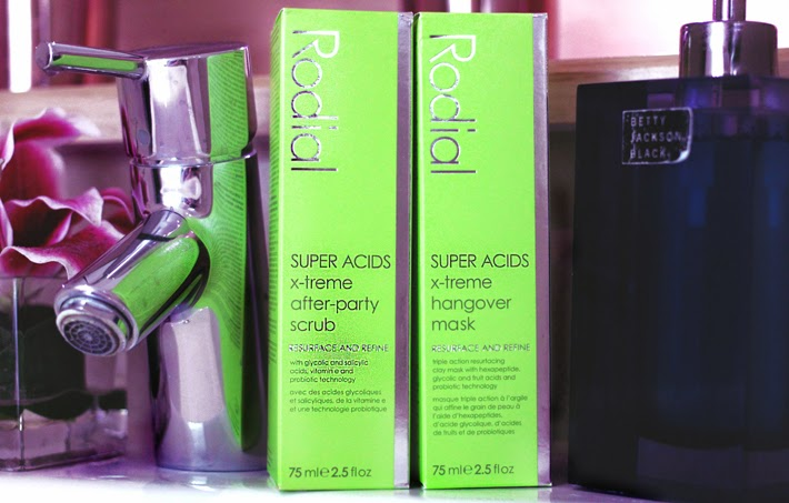 Rodial Super Acids Collection