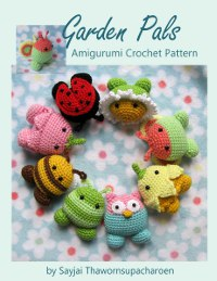 Garden Pals Crochet Pattern e-Book for Kindle