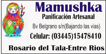 """PRODUCTOS ARTESANALES """"MAMUSHKA"""