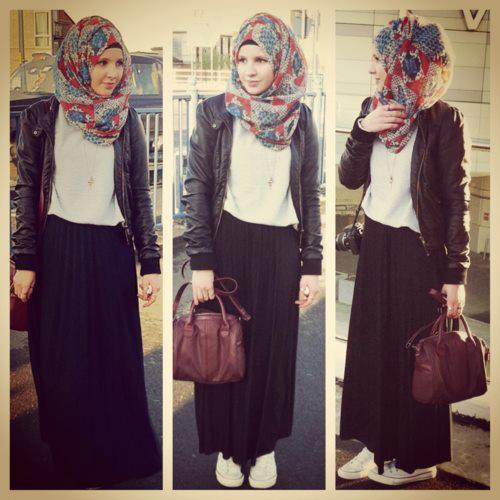 Hijab Moderne Fashion Hijab