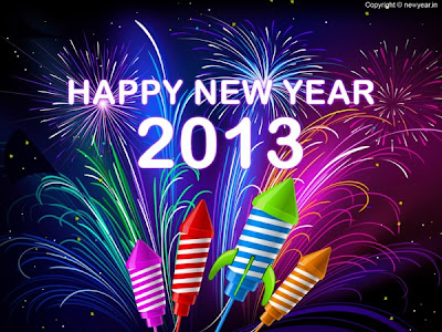 New Year 2013 Celebration Wallpapers