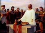 Jesus deu Graças