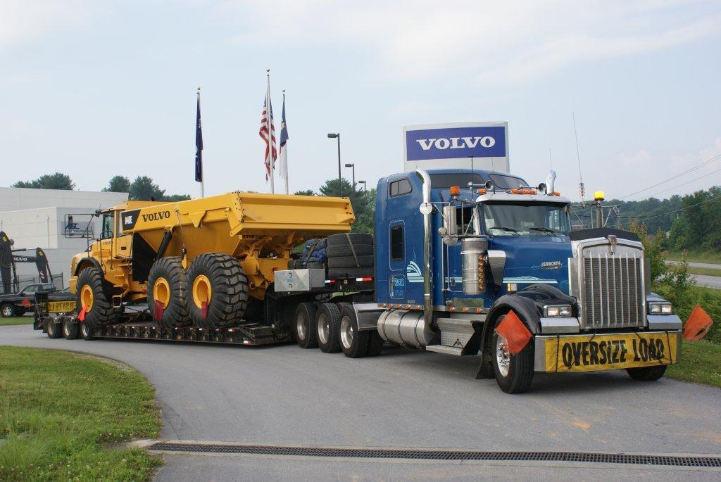 how to start a truck hauling business