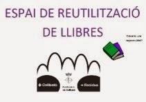 Espai de Reutilització de Llibres