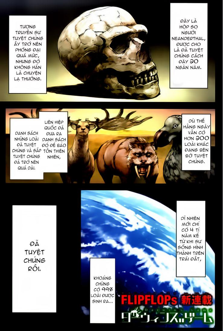 Darwins Game chap 1 - Trang 2