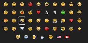 Cara Menambah Emoticon Pada BBM