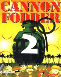 Cannon Fodder 2 pc game cover