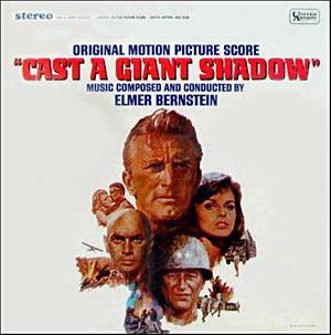 Rzu� wielki cie? / Cast A Giant Shadow (1966) SUBPL.DVDRip.XviD / Napisy PL