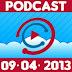 Chupim - Podcast - 09/04/2013
