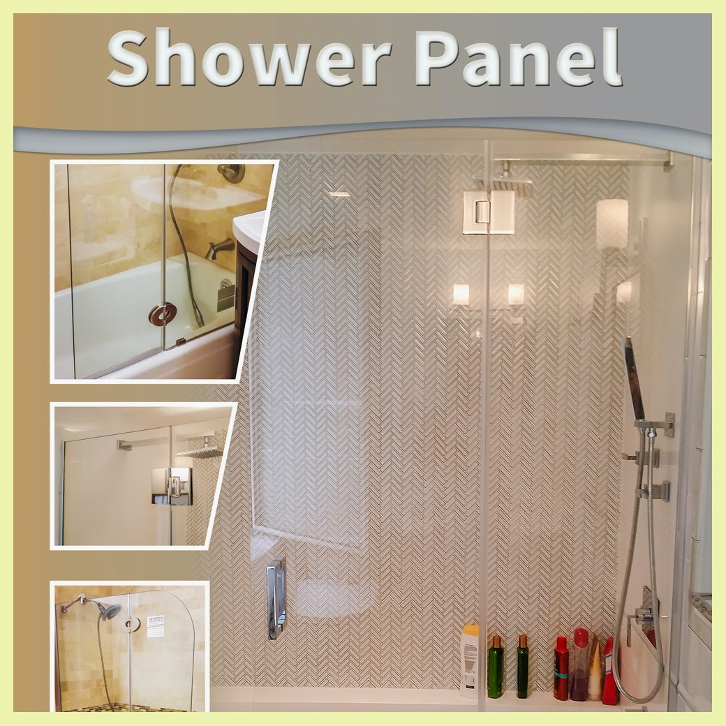Glass Shower Panel nyc