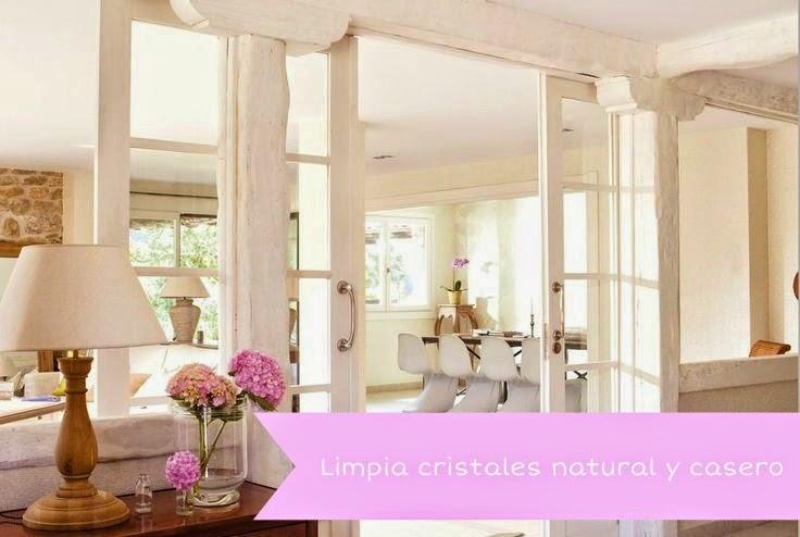 Aidixy y sus cosas limpiacristales casero y natural - Limpia cristales casero ...