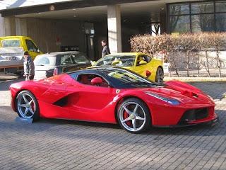 Ferrari LaFerrari 1/499
