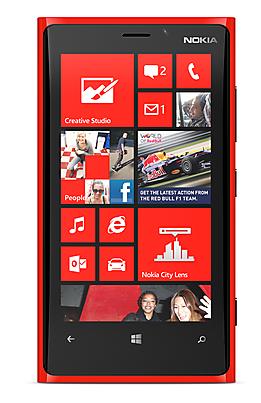 Nokia unveils World's first Windows 8 Phone Lumia 920 ...