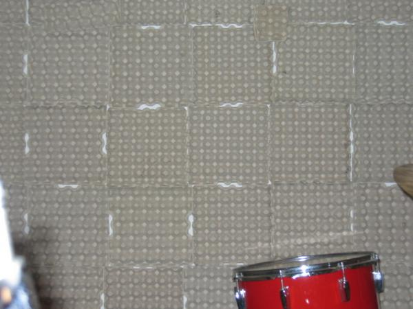 Soundproofing insulation and acoustics part 1 for Egg carton room