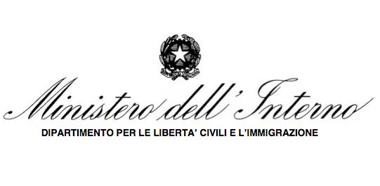 Dipartimento per le libertà civili e l'immigrazione
