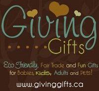 Giving Gifts Canadian Gift Shop