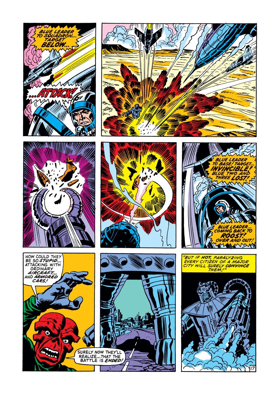 Captain America (1968) Issue #148 #62 - English 18