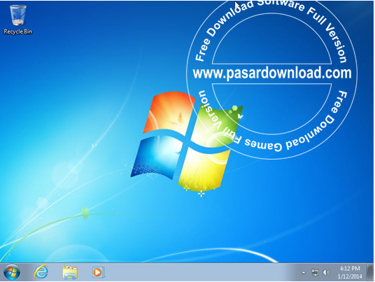 Download Windows 7 SP1 AIO 18in1 x86 x64 Activated Januari 2014