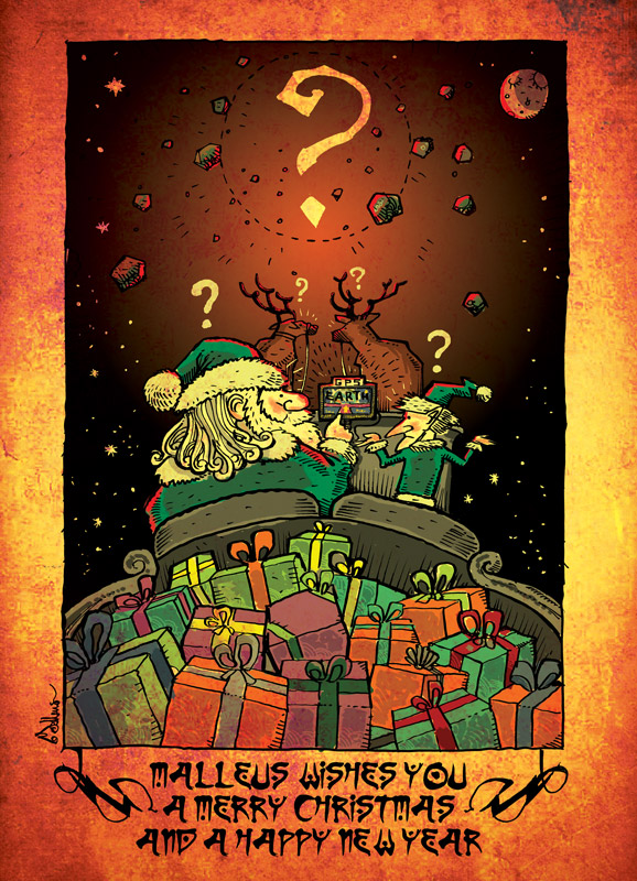 INSIDE THE ROCK POSTER FRAME BLOG Have A Merry Christmas