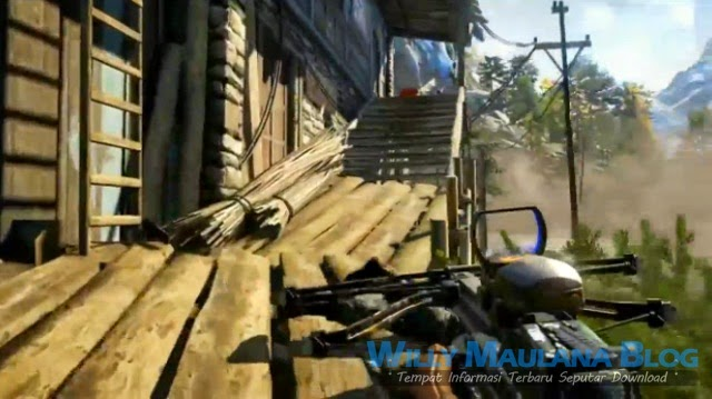 Far Cry 4 PC Gold Edition Full Crack Terbaru