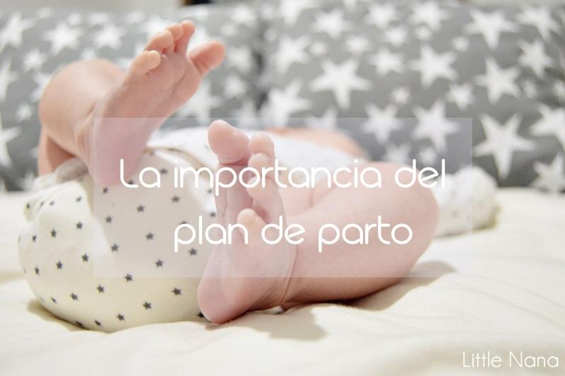 plan de parto maternidad embarazo nacimiento