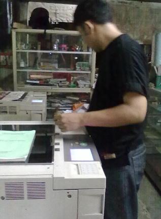Faktor Yang Mengakibatkan Hasil Fotocopy Bergaris