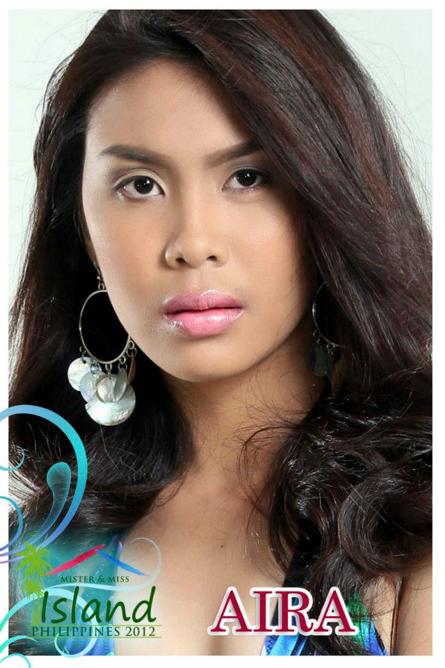 Miss Island Philippines 2012 Aira Mae Trinidad