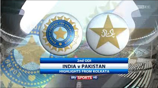 Highlights-INDIA-v-PAKISTAN-2nd-ODI-2013