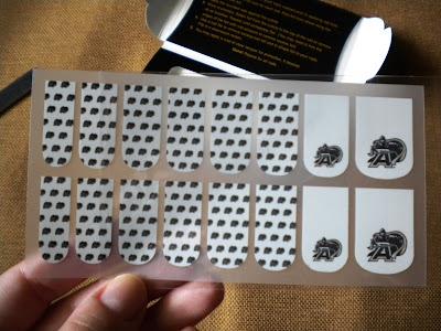 University Nail Pax nail foils