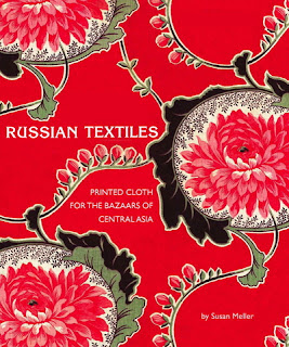 Cover of book Russian Textiles: Printed Cloth for the Bazaars of Central Asia