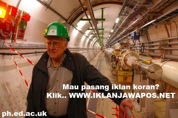 Peter Higgs Higgs Boson