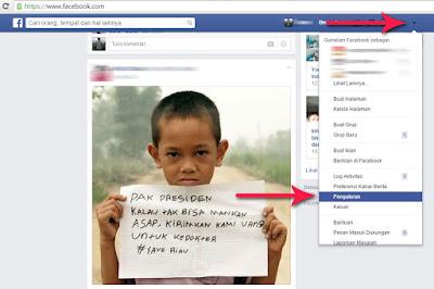 cara matikan video otomatis autoplay facebook 1