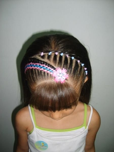 Peinados y moda faciles peinados con trenzas para ni 241 as