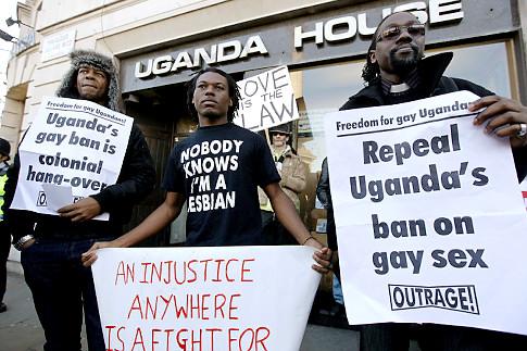 uganda gay rights Storyland in Fresno California