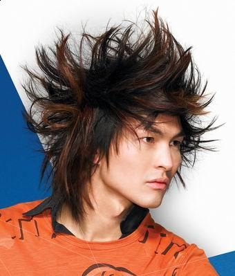 fashion week 2012 men hairstyles