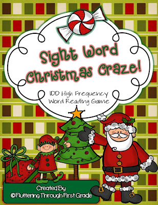 http://www.teacherspayteachers.com/Product/Sight-Word-Christmas-Craze-100-High-Frequency-Word-Reading-Game-985000