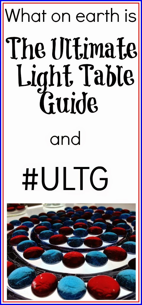 guide to everything light tables and light table play