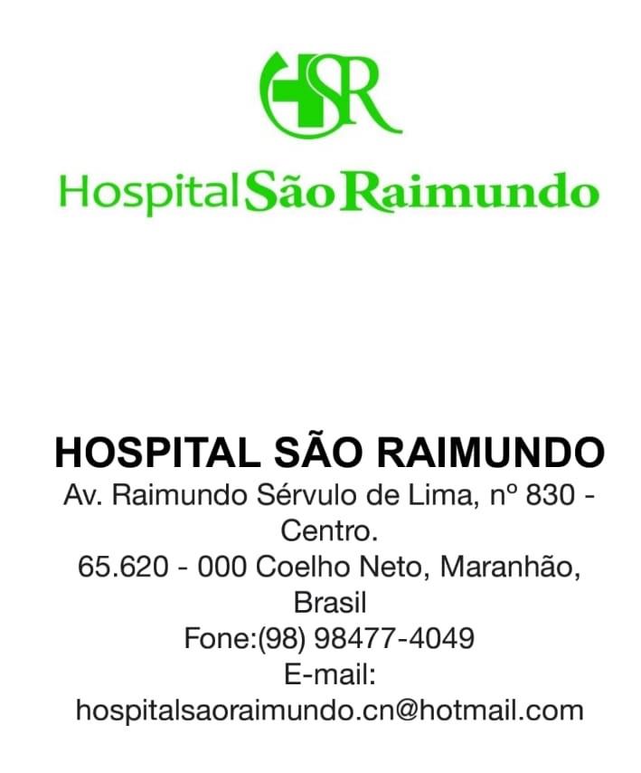 CLINICA SÃO RAIMUNDO - EM COELHO NETO