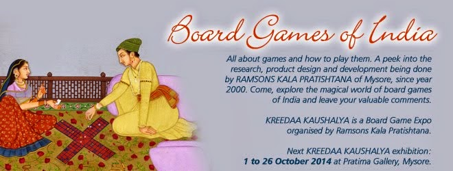Traditional Board Games of India