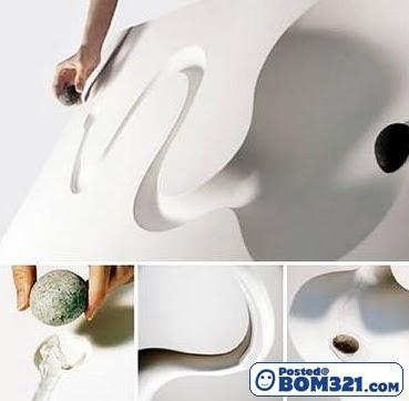 Sinki Dengan Reka Bentuk Yang Menarik