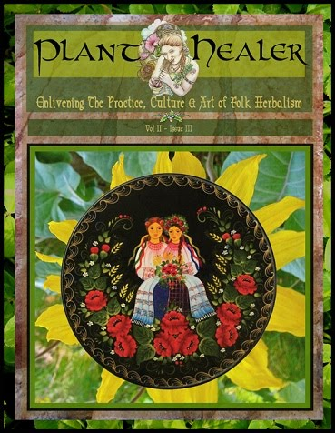 Plant Healer Magazine, click photo to see subscription info.