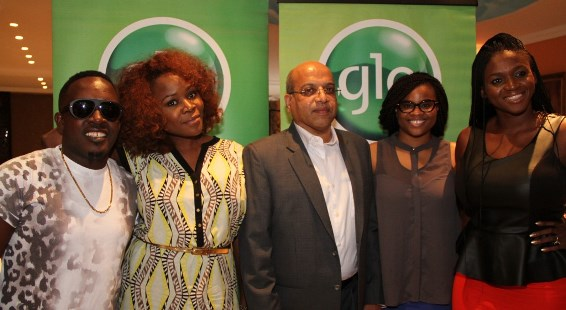 Omawumi, Waje, MI, Flavor, others shine in new Glo TV commercial