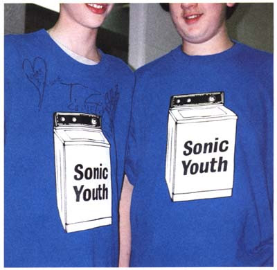Sonic Youth - 4 Tunna Brix