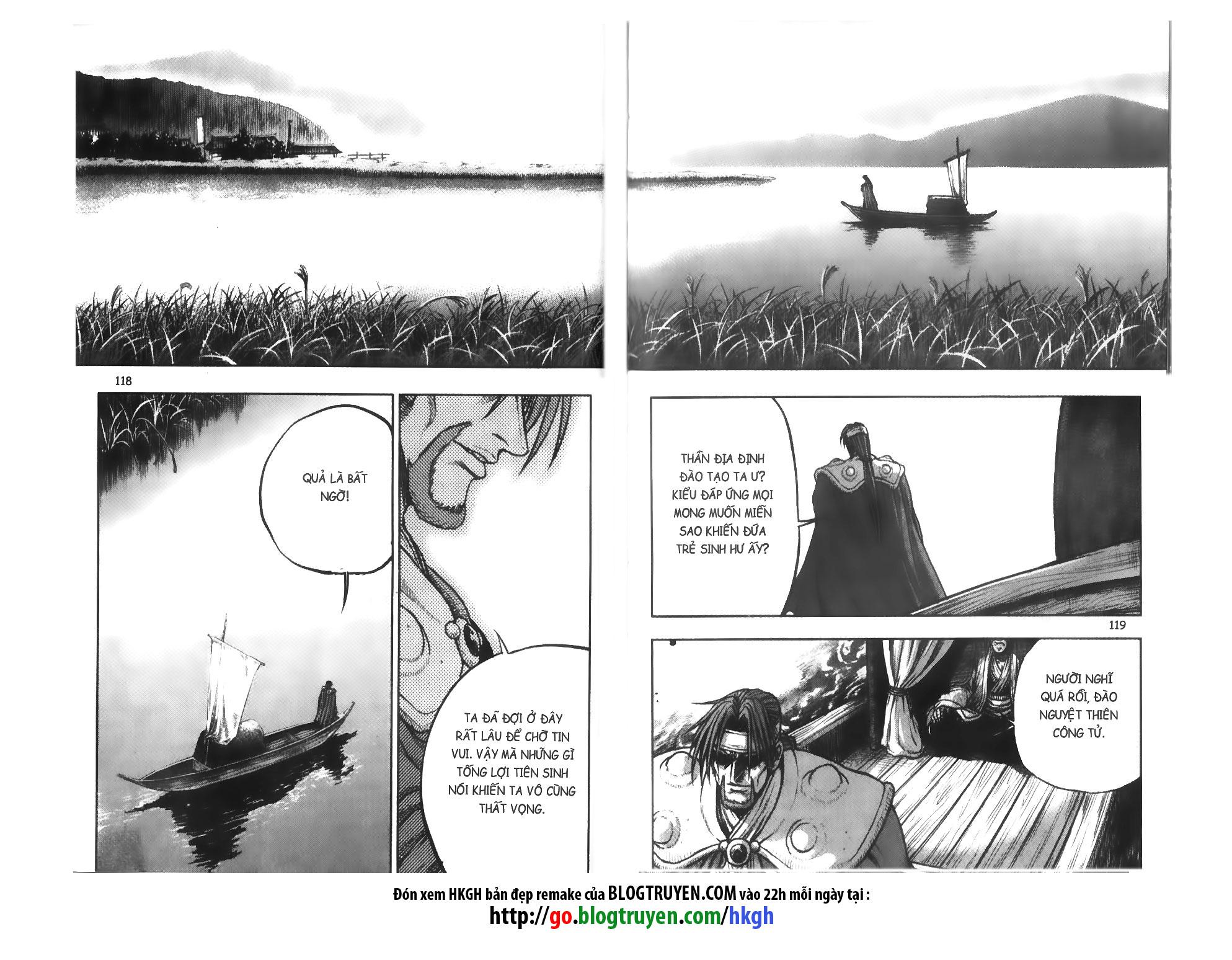 Hiệp Khách Giang Hồ chap 361 page 8 - IZTruyenTranh.com