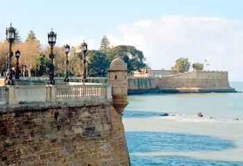 Cádiz, Alameda de Apodaca