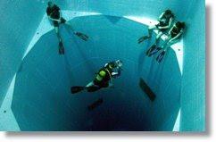 curiosidades - a piscina mais profunda