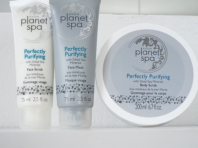 Team beauty etc planet spa part 2 perfectly purifying for Plante salon