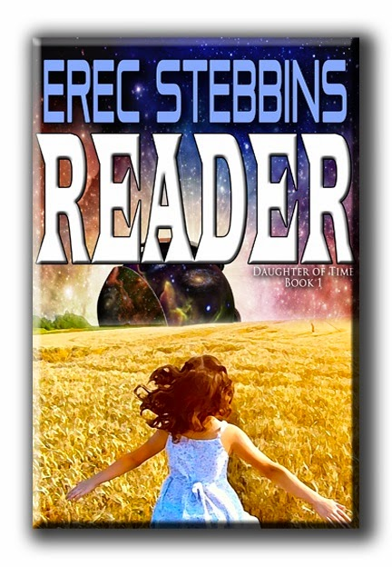 CURRENT READ: Reader by Erec Stebbins